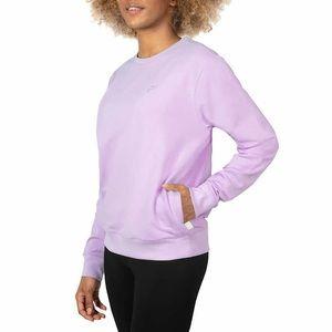 Fila Crewneck Sweatshirt Lilac